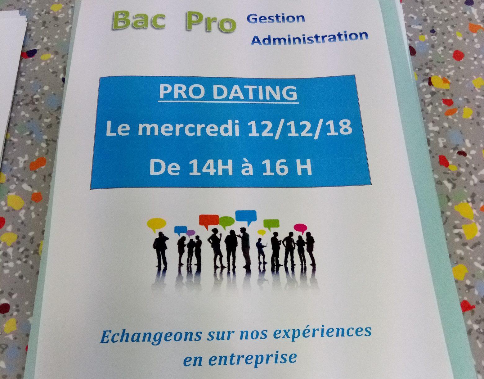 le speed dating francois dating med din kæreste